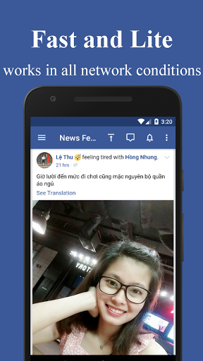 download facebook lite android 4.4.2