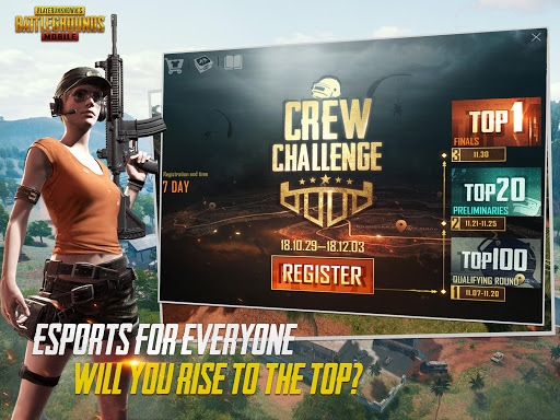 Download PUBG Mobile for android 5 0 1