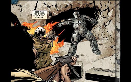 The Avengers-Iron Man Mark VII