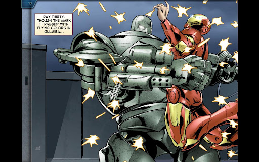 Download The Avengers-Iron Man Mark VII for android 5 1 1