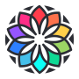 icon Coloring Book for Me & Mandala