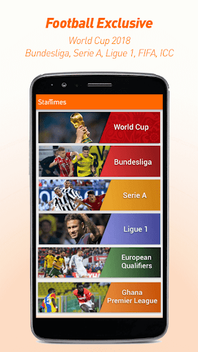 Download StarTimes - Live TV & Football for android 4 2 2