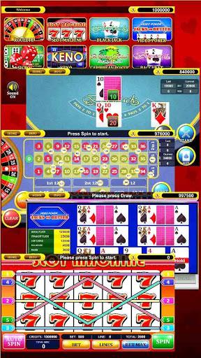 Real Casino:Slot,Keno,BJ,Poker