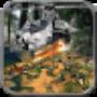 icon Heli World War Gunship Strike