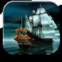 icon Pirate ship Live Wallpaper
