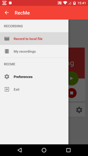 Download RecMe Free Screen Recorder for android 8 0