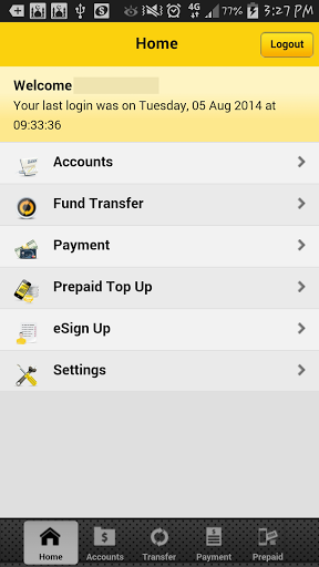 Download Maybank MY for android 8 0