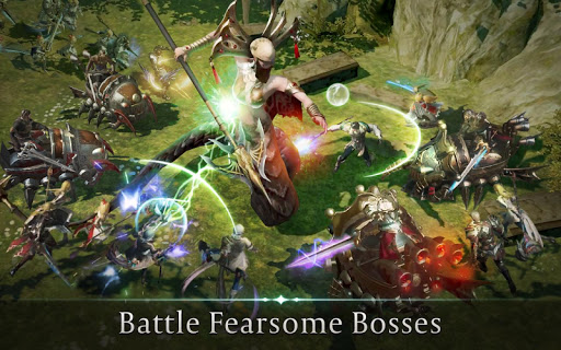 Download Lineage 2: Revolution for android 4 3