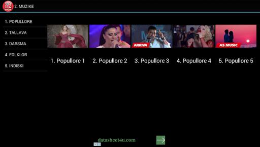 IPTV English