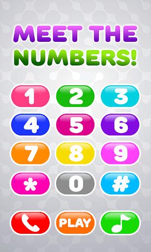 Baby Phone - Numbers, Animals