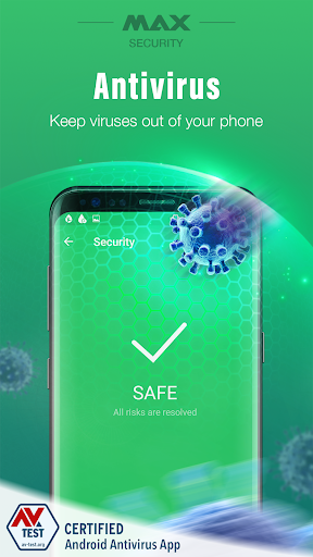 Download Virus Cleaner 2018 – Antivirus Boost(MAX Security) for