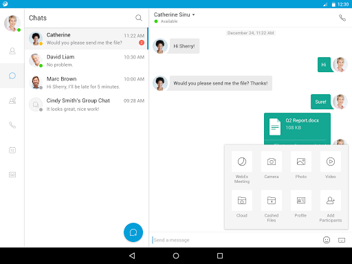 Download Cisco Jabber for android 4 2 2