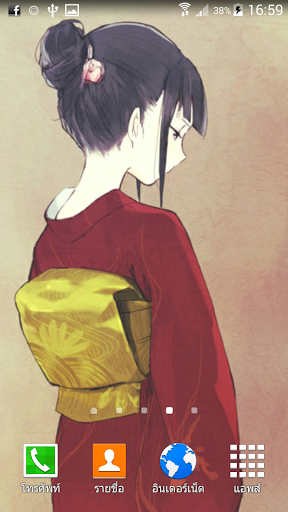 Anime Girls Yukata Wallpaper