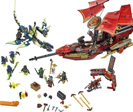 Ninja Brick Builder