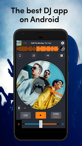 Download Cross DJ Free - Mix your music for android 4 4 2