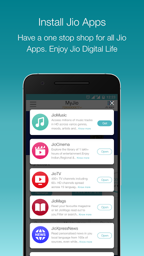 Download MyJio for android 4 2 2