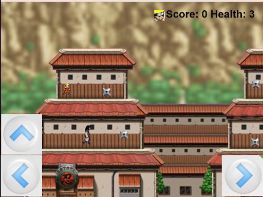 Battle of Konoha test app
