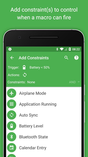 Download MacroDroid - Device Automation for android 8 0