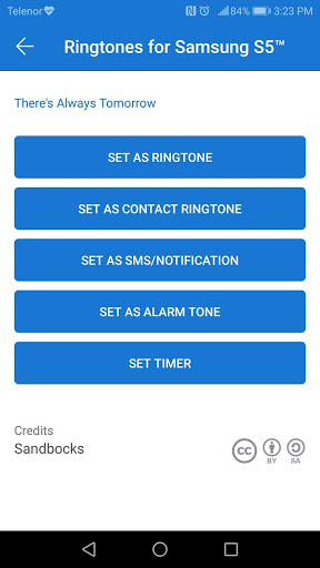 Free download Ringtones for Samsung S5™ APK for Android