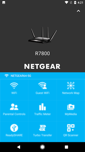 Download NETGEAR Genie for android 6 0