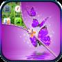 icon Butterfly Zipper LockScreen