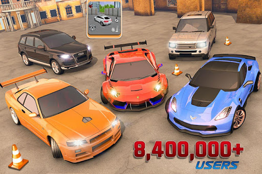 Download Prado Luxury Car Parking Games For Android 2 3 6