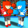 icon Cubic Boxing 3D