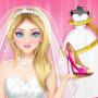 icon Wedding Dress Maker and Shoe Designer Games