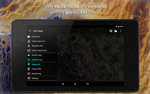 Download GPX Viewer for android 2 3 6
