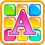icon Learning Game for KidsLetters
