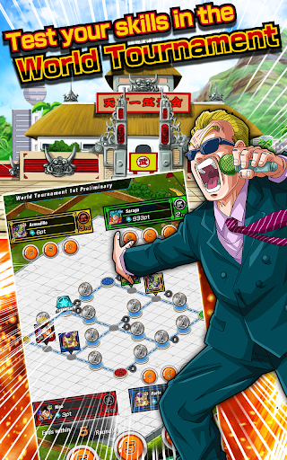 Download DRAGON BALL Z DOKKAN BATTLE for android 4 0 4