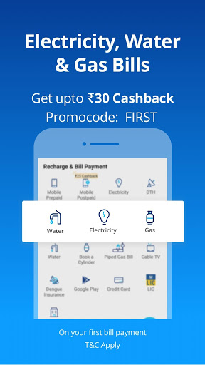 Download Payments, Wallet & Recharge for android 4 1 2