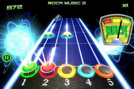 Rock vs Guitar Legends 2015 HD