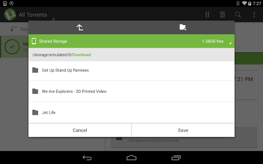 free download utorrent for android 4.0