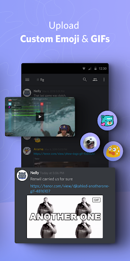 Download Discord - Chat for Gamers for android 4 2