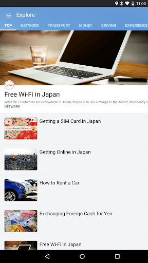 Free download Japan Travel –Route, Map, JR APK for Android