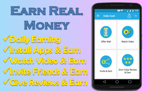 Download Daily Cash : Earn Money App for android 4 4 2