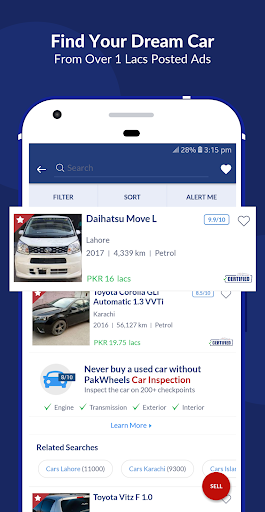 PakWheels: Buy & Sell Cars