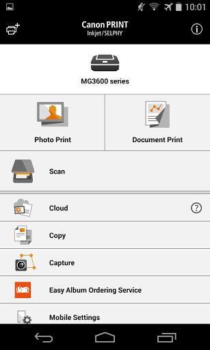 Download Canon PRINT Inkjet/SELPHY for android 4 3 1