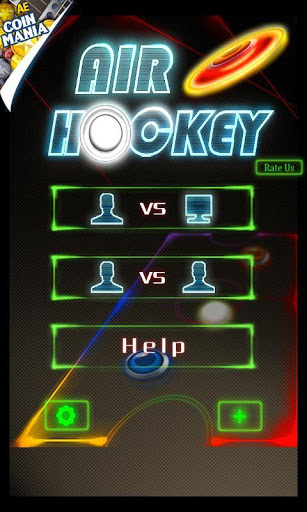 AE Air Hockey