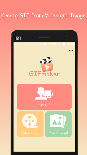 Free download Gif Maker - how to make a gif APK for Android
