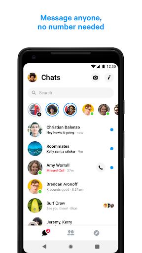 descargar messenger apk android 2.3.6
