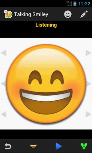 Talking Smiley