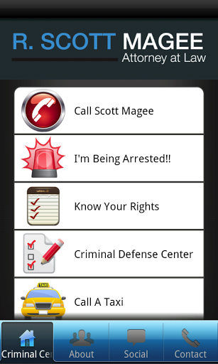 Scott Magee Attorney at Law