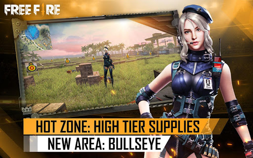 Download Free Fire - Battlegrounds for android 5 0 1