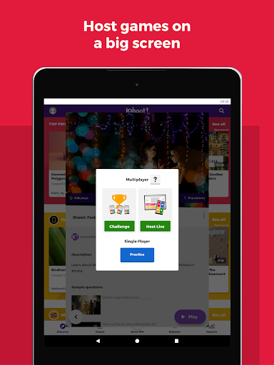 Download Kahoot! for android 4 4 2