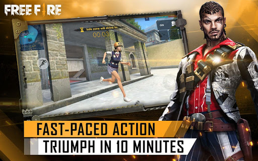 Download Free Fire - Battlegrounds for android 8 1