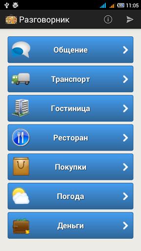 Russian-English Phrase Book