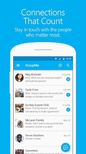 Download GroupMe for android 6 0