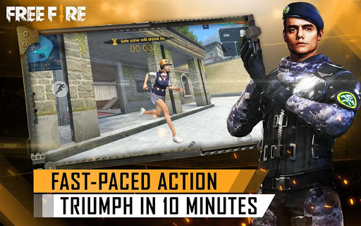 Download Free Fire - Battlegrounds for android 4 4 2